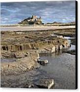 Bamburgh, Northumberland, England Canvas Print by John Short
