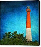 Barnegat Light Canvas Print by Pat Abbott