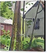Barns 12 Canvas Print