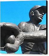 Baseball - Americas Pastime Canvas Print
