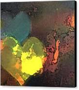 Be Love Canvas Print by Gina Barkley