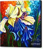 Beauty Of Blossom Canvas Print by Uma Devi