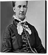 Belva Lockwood 1830-1917, Was A Lawyer Canvas Print