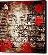 Beneath Faiths Wall Canvas Print