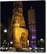 Berlin Nights Canvas Print