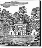Bewick: Landscape Canvas Print by Granger