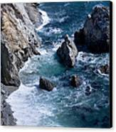 Big Sur Canvas Print by Anthony Citro