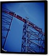 Blackpool Canvas Print