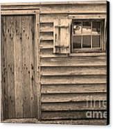 Blacksmith Shop Canvas Print by Suzanne Gaff