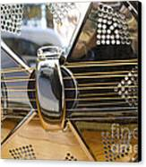 Blues Guitar Canvas Print by Ed Rooney