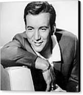 Bobby Darin, C. Mid-1950s Canvas Print by Everett