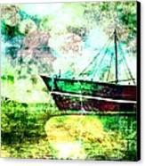 Bon Voyage Canvas Print by Ankeeta Bansal