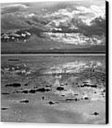 Bonneville Salt Flats Two Canvas Print