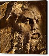 Born In Stone 3 Canvas Print