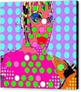 Bowery Canvas Print by Ricky Sencion