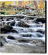 Bridges Canvas Print by JC Findley
