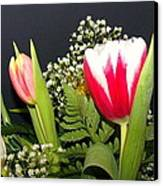 Brilliant Flowers Canvas Print by Jose Lopez