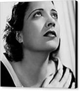British Agent, Kay Francis, 1934 Canvas Print by Everett