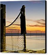 Brontes' Peace Canvas Print by Mark Lucey