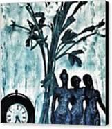 Bronze Still Life Canvas Print