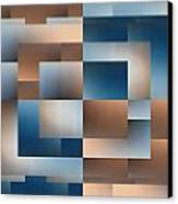 Brushed 11 Canvas Print by Tim Allen