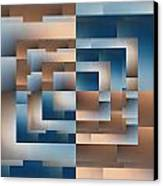 Brushed 12 Canvas Print by Tim Allen