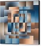 Brushed 15 Canvas Print by Tim Allen