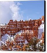 Bryce Canyon Castles Canvas Print