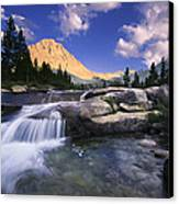Bubbs Creek Canvas Print by Buck Forester