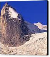 Bugaboo Spire Canvas Print by Bob Christopher