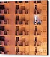 Building Facade Canvas Print