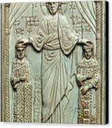 Byzantine Art Canvas Print by Granger