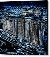 Caesars Palace Canvas Print by Steven Richardson