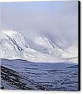 Cairngorms Plateaux, Scotland Canvas Print