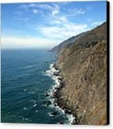 California Coast Canvas Print by Joshua Benk