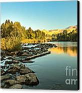 Calm Payette Canvas Print