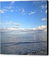 Cape Cod Summer Sky Canvas Print by Juergen Roth