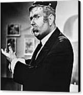 Captain Kangaroo, C1955 Canvas Print by Granger