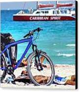 Caribbean Spirit Canvas Print