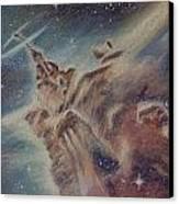 Carina Nebula Canvas Print by Thomas Maynard
