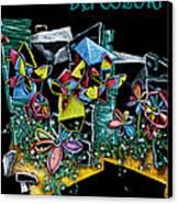 Carnevale Dei Colori - Venezia Canvas Print