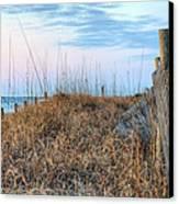 Carolina Pastels Canvas Print by JC Findley
