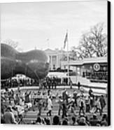 Carter Inauguration, 1977 Canvas Print