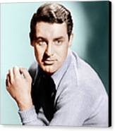 Cary Grant, Ca. 1936 Canvas Print by Everett