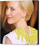 Cate Blanchett At Arrivals For The 83rd Canvas Print by Everett