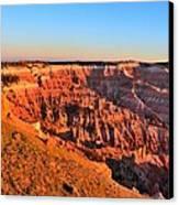 Cedar Breaks Sunset Canvas Print