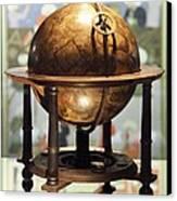 Celestial Globe, 17th Century Canvas Print