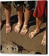 Chaco Sandals Canvas Print
