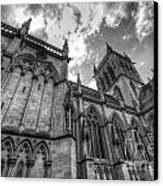 Chapel Of St. John's College - Cambridge Canvas Print