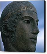 Charioteer Of Delphi Canvas Print by Photo Researchers